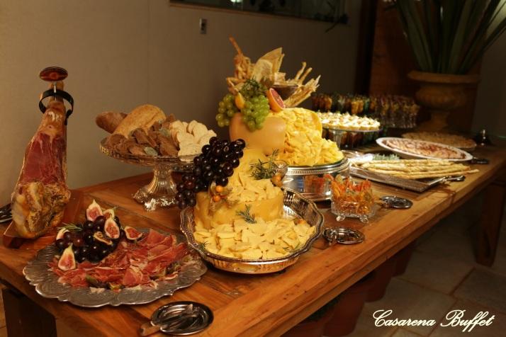 ilha gastronomica queijos e canapes